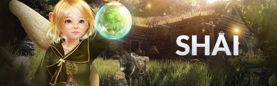 Black Desert Online: la Shai arriverà il 26 giugno, pre-creazione disponibile