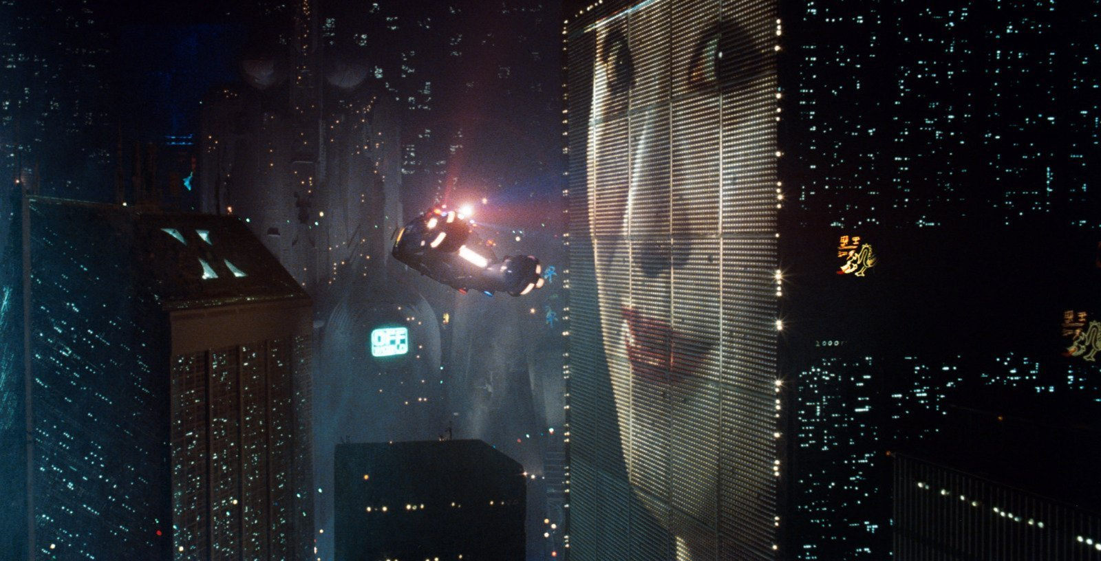 christian cantamessa Blade Runner