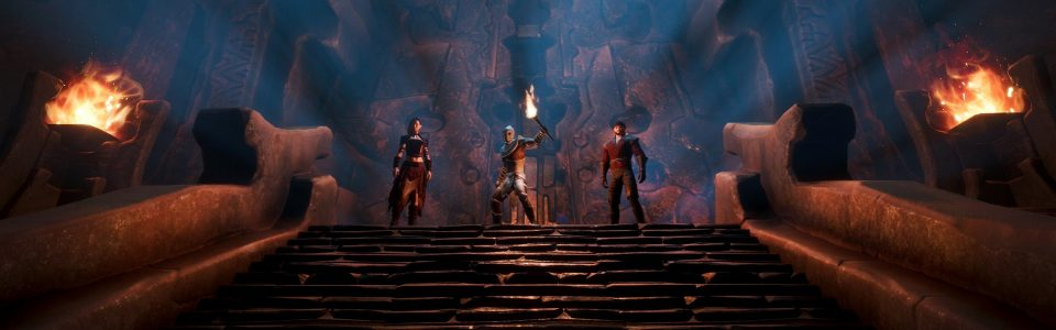 Conan Exiles: nuovo update, arriva il dungeon Warmaker's Sanctuary