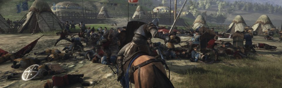Conqueror's Blade: iniziata l'open beta, disponibile su Steam come free-to-play