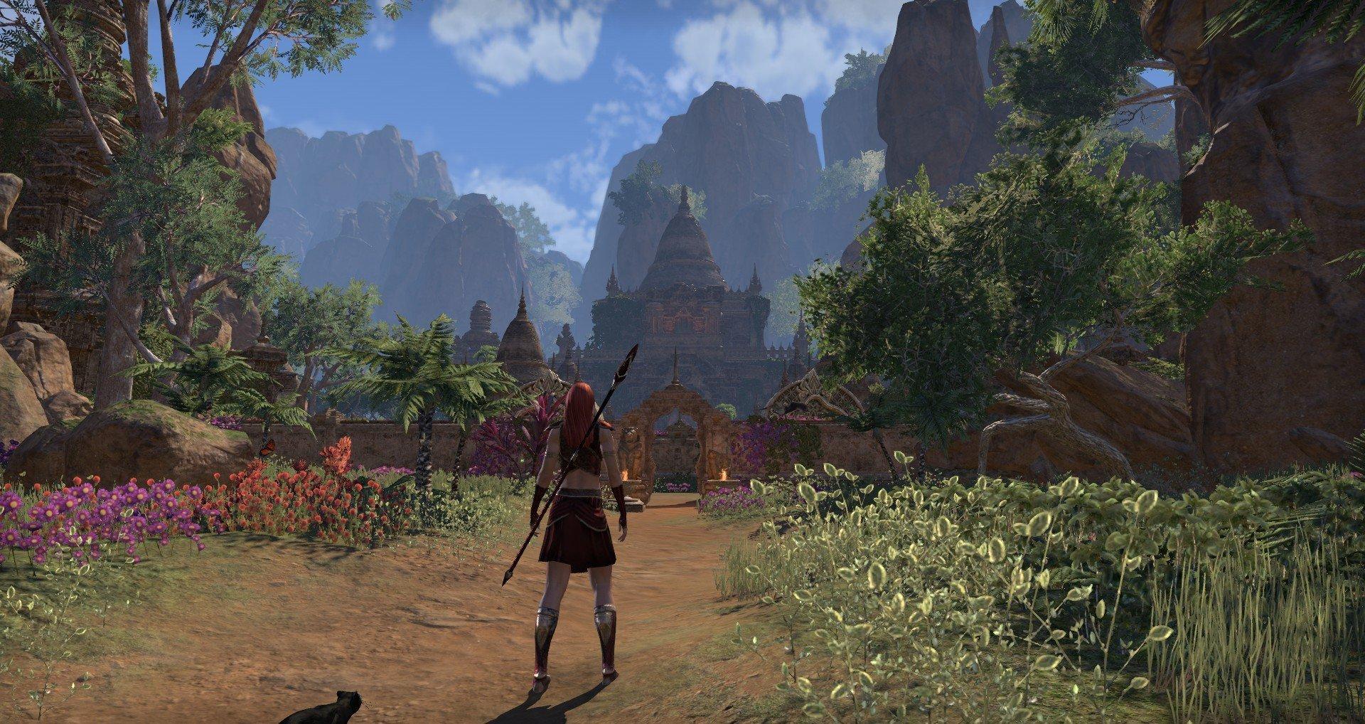 Recensione The Elder Scrolls Online Elsweyr Recensione ESO Recensione Elsweyr