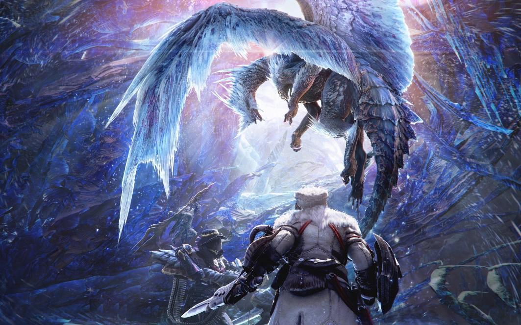 Monster Hunter World Iceborne anteprima