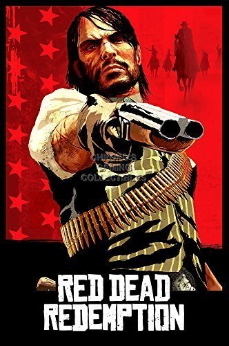 Christian Cantamessa Red Dead Redemption