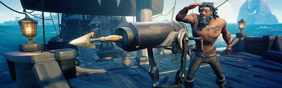 Sea of Thieves: nuovi contenuti in arrivo, il prossimo update introdurrà i pet