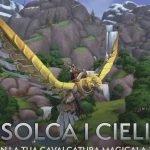 World of Warcraft: con la patch 8.2 si può sbloccare il volo nelle nuove zone