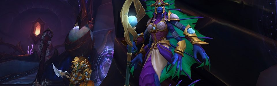 World of Warcraft: la patch 8.2 Rise of Azshara uscirà il 26 giugno