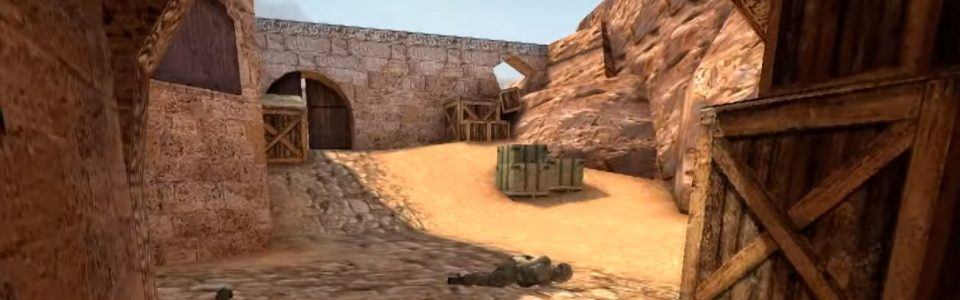 Counter Strike Global Offensive: Dust2 retro per festeggiare i 20 anni
