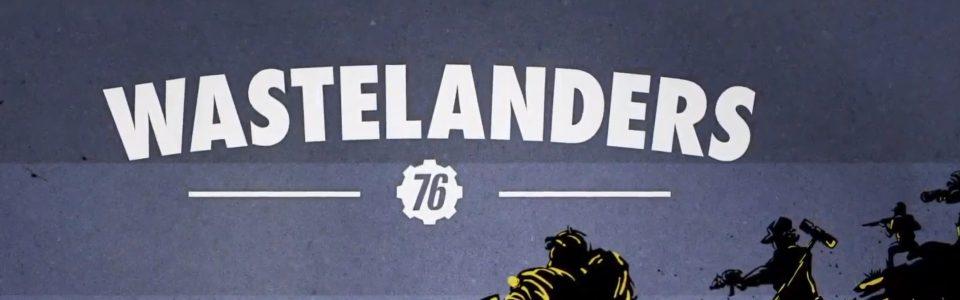 Fallout 76: in arrivo la modalità battle royale e l'update Wastelanders