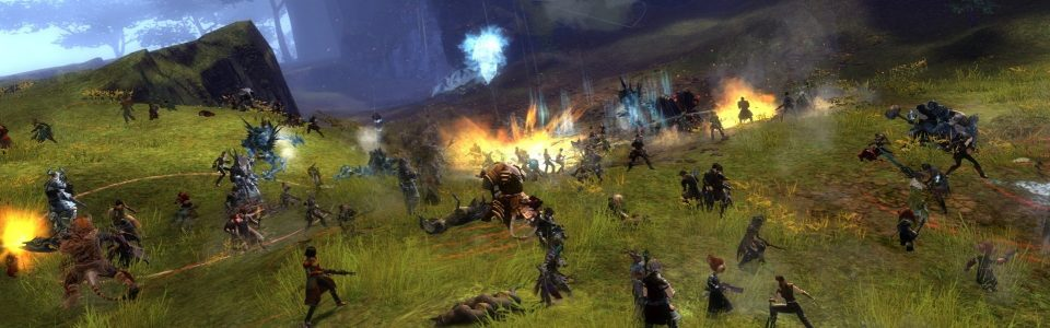 Guild Wars 2: annunciato l'evento World Versus World Core Swap