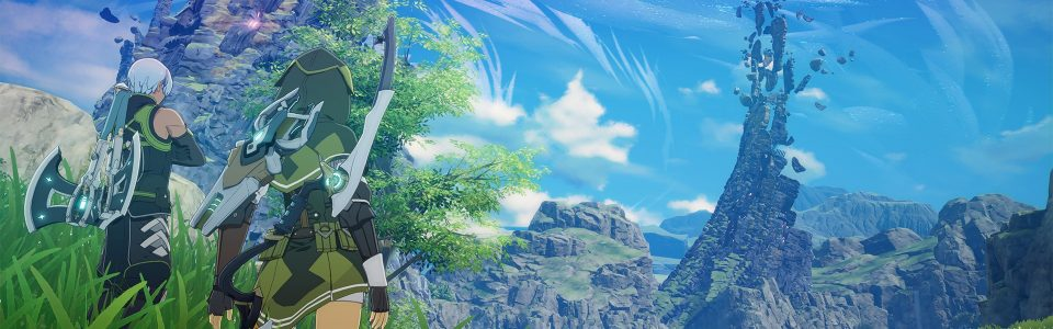 Blue Protocol è un ARPG online in stile anime, ecco il primo trailer