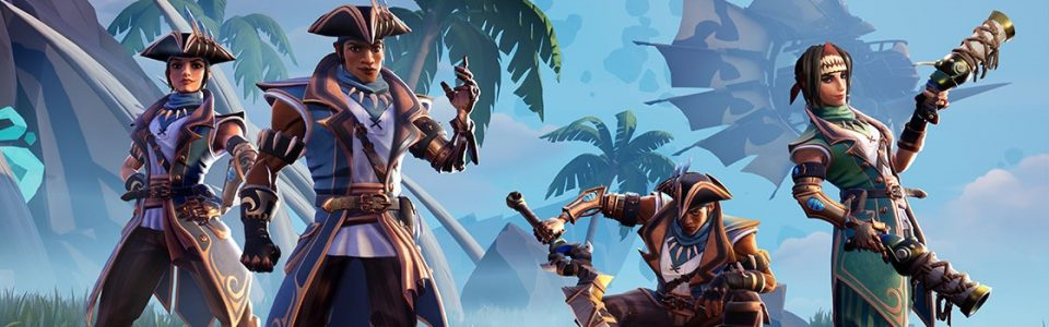 Dauntless: in arrivo Fortuna & Gloria, nuovo update a tema piratesco