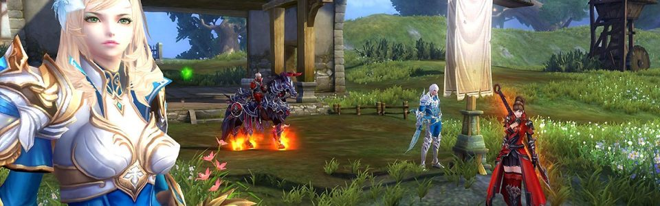 Eternal Magic: iniziata la closed beta di questo MMORPG free to play