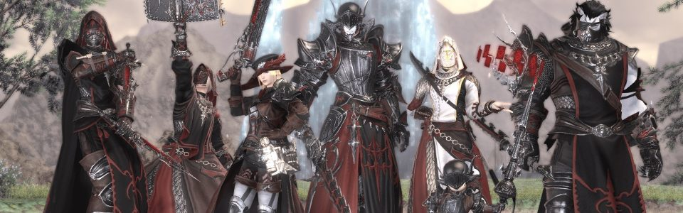Final Fantasy XIV: live la patch 5.05, apre il raid Eden's Gate