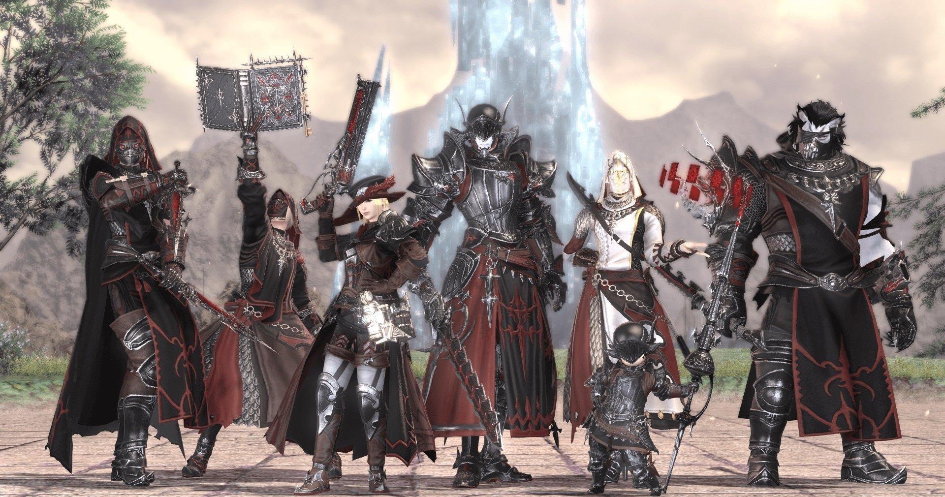 Final Fantasy XIV Shadowbringers Eden's Gate