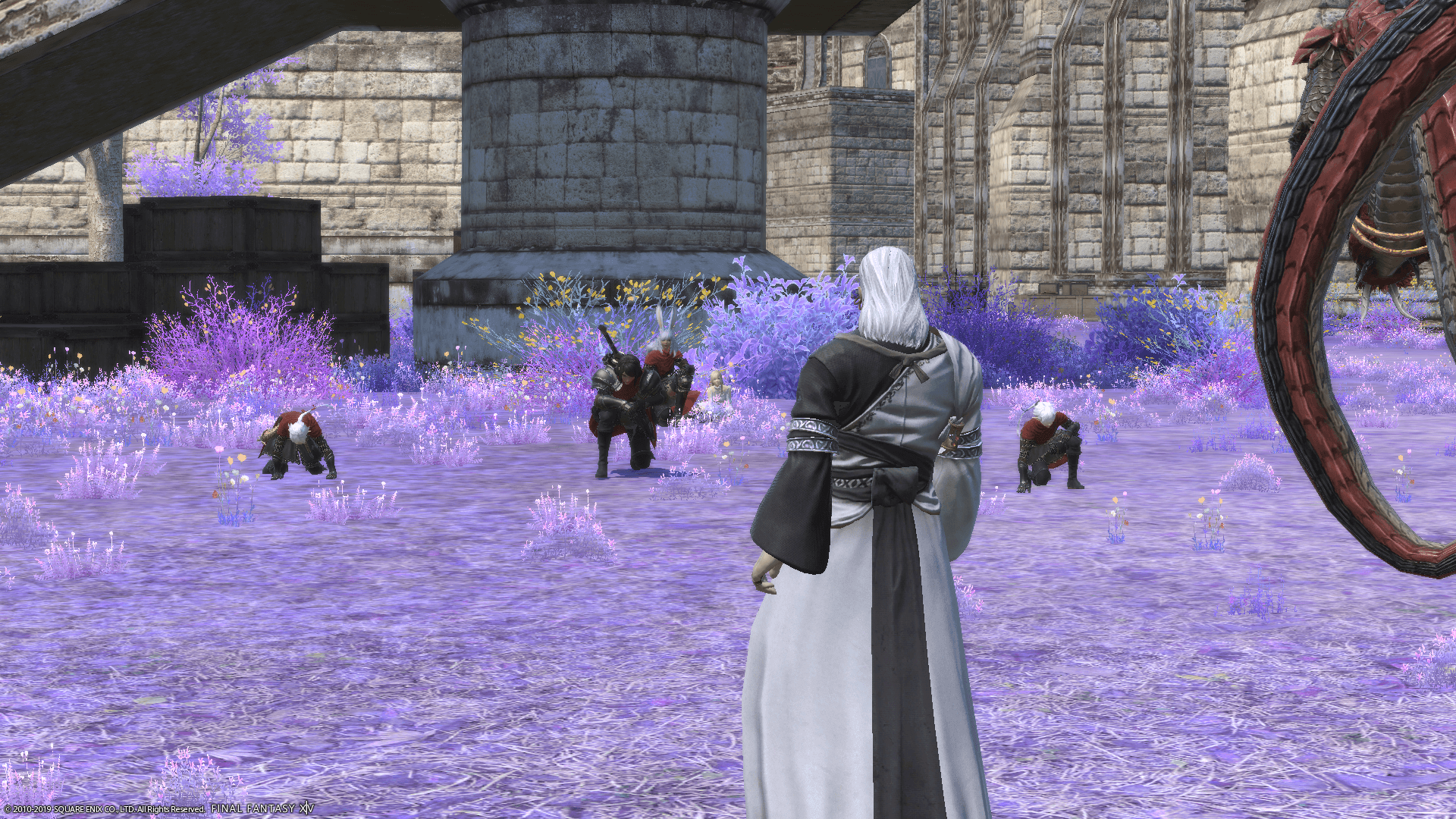 Final Fantasy XIV Shadowbringers Recensione FFXIV Shadowbringers