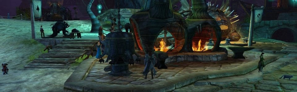 Guild Wars 2: arrivano i Legendary Upgrade