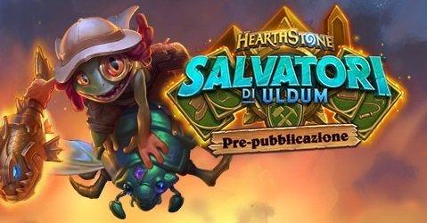 Hearthstone: annunciata la nuova espansione, Salvatori di Uldum