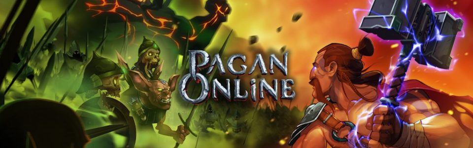 Pagan Online uscirà ufficialmente dall'Early Access ad agosto