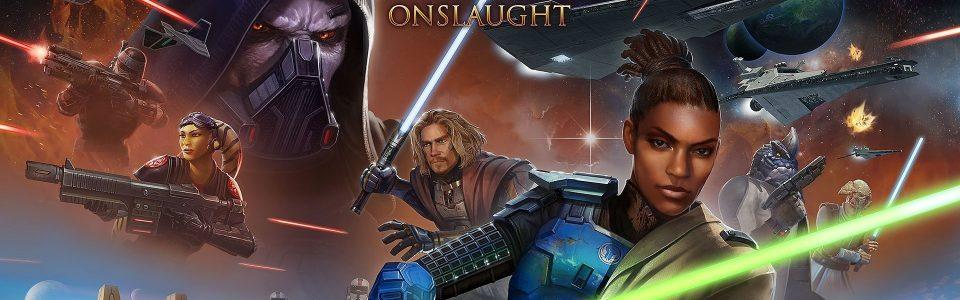 SWTOR: nuove immagini di Onslaught, Hutt Cartel e Shadow of Revan presto gratis per tutti i giocatori