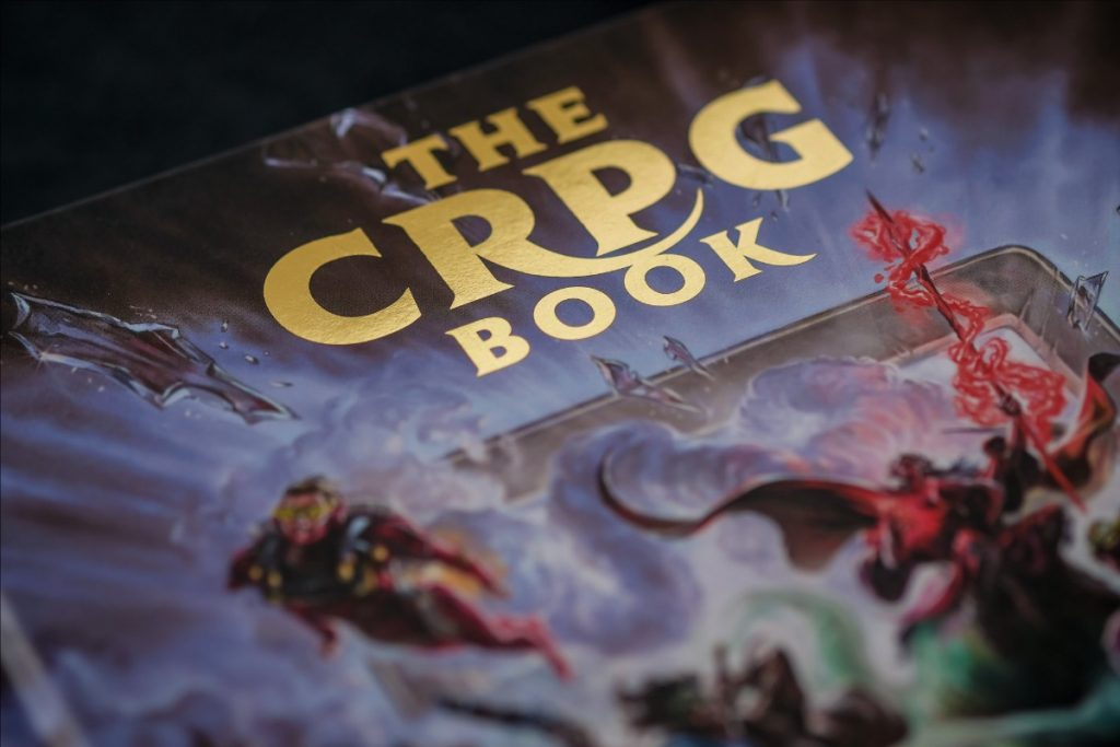 The CRPG Book recensione