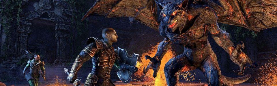 The Elder Scrolls Online: nuovi dettagli su Scalebreaker e Update 23