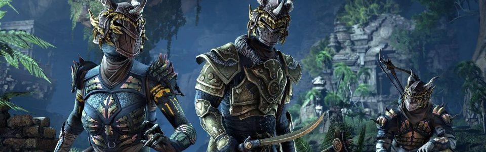 The Elder Scrolls Online: in arrivo Scalebreaker e miglioramenti alle performance