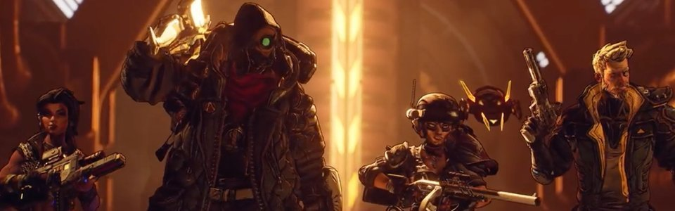 "Borderlands 3: pubblicato il nuovo trailer ""So Happy Together"""
