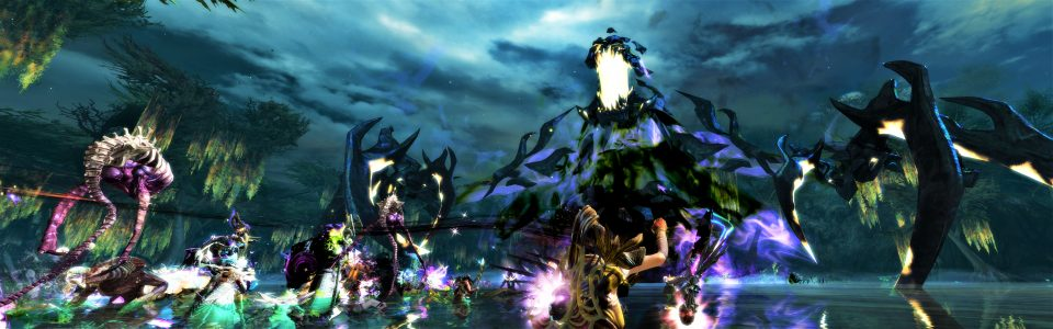 Guild Wars 2: ritorna l'evento World Boss Rush