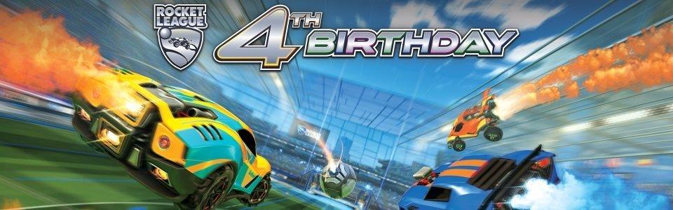 Rocket League giocabile gratuitamente fino al 15 luglio
