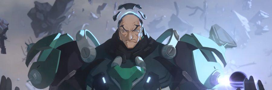 Overwatch: annunciato con un trailer il nuovo eroe Sigma