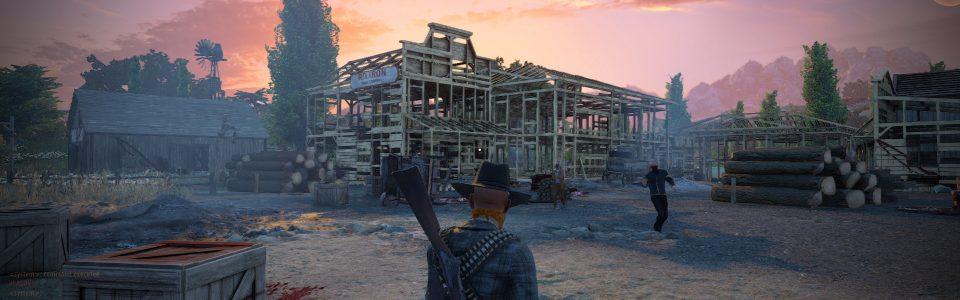New Frontier è il nuovo MMO di cui si sentiva il bisogno che sostituisce Wild West Online