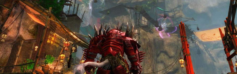 Guild Wars 2: Festival of the Four Winds e Legendary Upgrade live