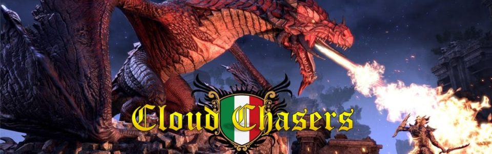 Bacheca Gilde – Cloud Chasers per The Elder Scrolls Online