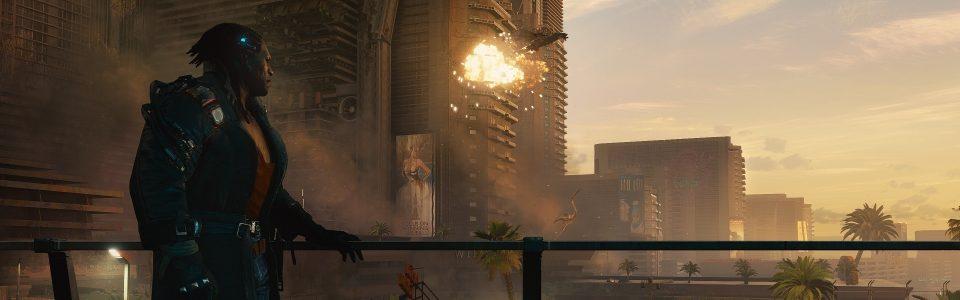 Cyberpunk 2077: pubblicato un nuovo video gameplay