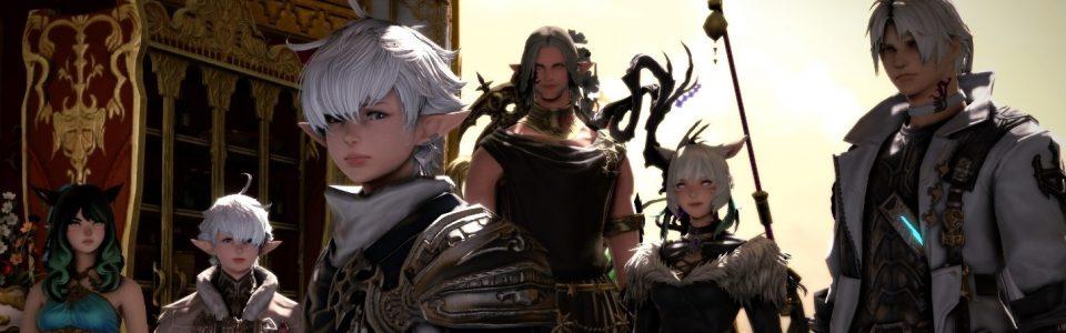 Final Fantasy XIV: annunciata nuova campagna di login gratuito