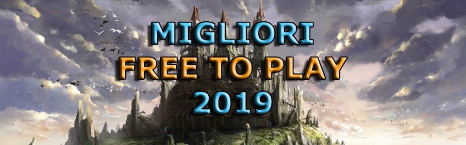 I migliori giochi free to play del 2019 – Video speciale