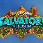 Hearthstone: Salvatori di Uldum è ora disponibile