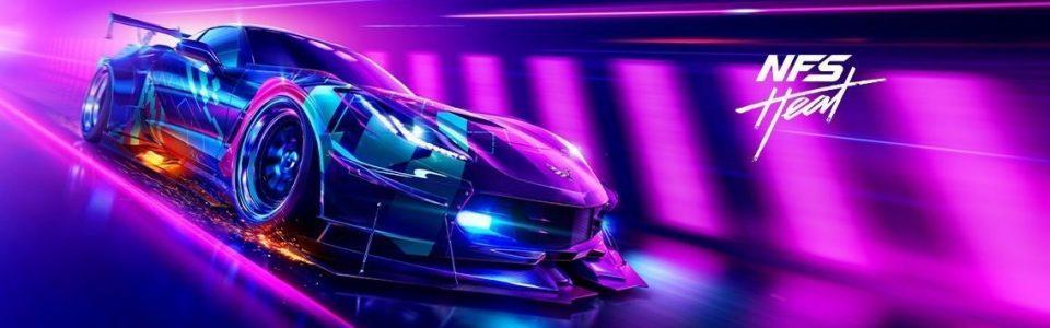 Need for Speed Heat annunciato con trailer e data di lancio