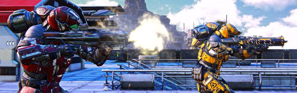 PlanetSide Arena uscirà in Early Access su Steam a settembre