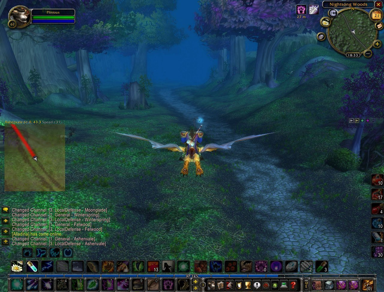 World of Warcraft classic wow classic