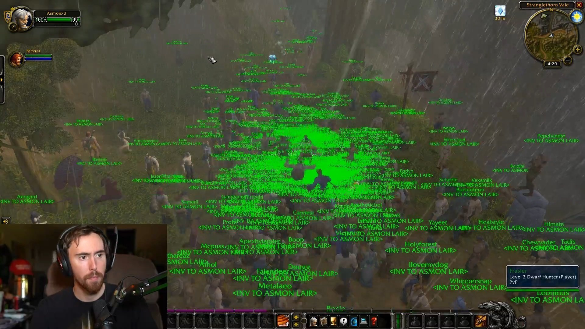 world of warcraft streamer