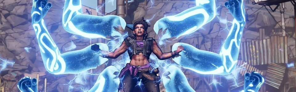 Borderlands 3: nuovo video di gameplay e trailer per i personaggi