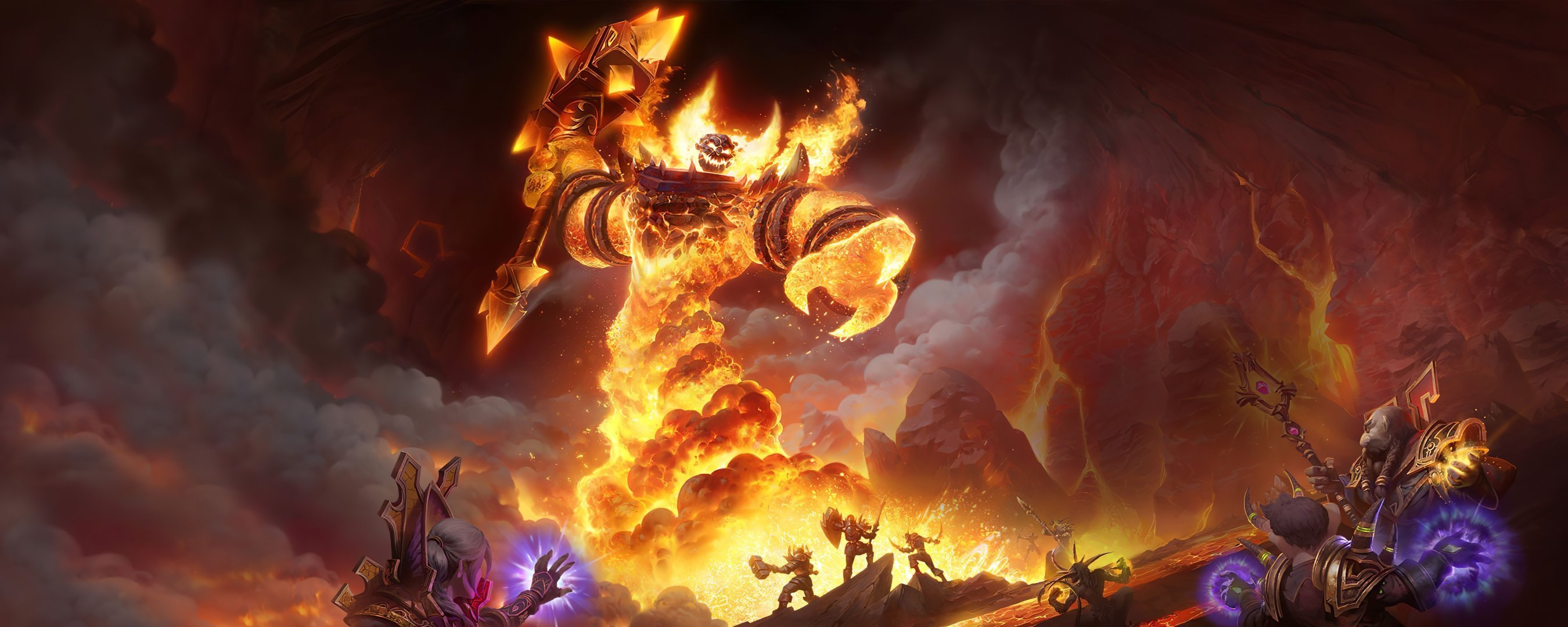 World of Warcraft Classic Ragnaros
