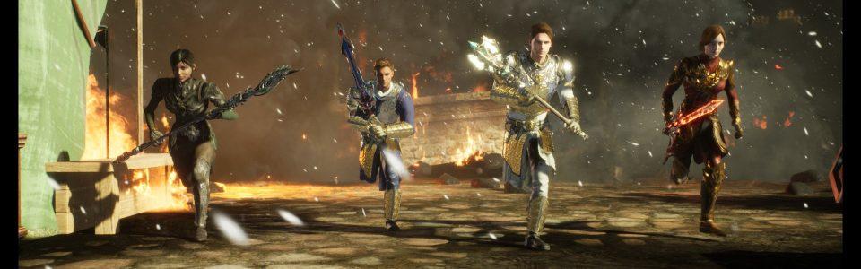 Ashes of Creation: il battle royale Apocalypse è ora live su Steam