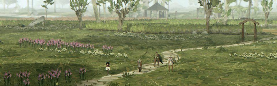 Book of Travels è un nuovo RPG online con un meraviglioso stile pittorico