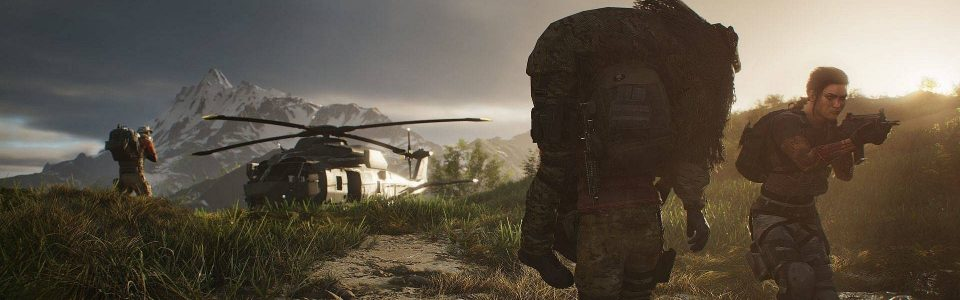 Ghost Recon Breakpoint: oggi inizia l'open beta, nuovo trailer