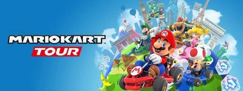 Mobile Zone con Nolvadex – Mario Kart Tour