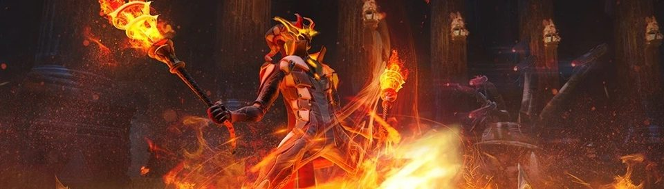 Skyforge: è live l'update Ignition con la classe Firestarter