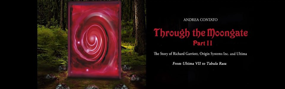 Through the Moongate Kickstarter Attraverso il Moongate Kickstarter richard garriott ultima online