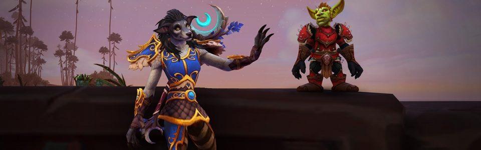 World of Warcraft: la patch 8.2.5 è live